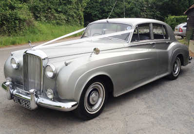 Classic Wedding Car Hire Chertsey