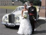 Anne - Classic White Rolls Royce