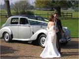 Grace - Classic Silver Rolls Royce