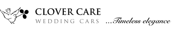 Clover Care Wedding Cars Logo
